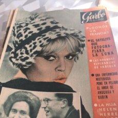 Coleccionismo de Revista Garbo: REVISTA GARBO N 464 AÑO 1962. Lote 222733565