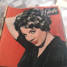 Coleccionismo de Revista Garbo: REVISTA GARBO N 382 AÑO 1960. Lote 222733612