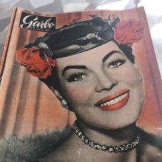 Coleccionismo de Revista Garbo: REVISTA GARBO N 109. AÑO 1955. Lote 222733913