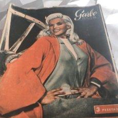 Coleccionismo de Revista Garbo: REVISTA GARBO N 254 AÑO 1958. Lote 222734016