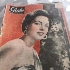 Coleccionismo de Revista Garbo: REVISTA GARBO N 112 AÑO 1955. Lote 222734131