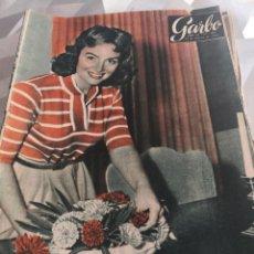 Coleccionismo de Revista Garbo: REVISTA GARBO N 100 AÑO 1955. Lote 222734247