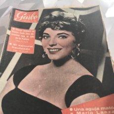 Coleccionismo de Revista Garbo: REVISTA GARBO N 344 AÑO 1959. Lote 222734416