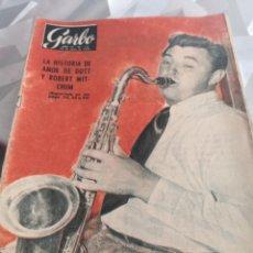 Coleccionismo de Revista Garbo: REVISTA GARBO N 118 AÑO 1955. Lote 222734692
