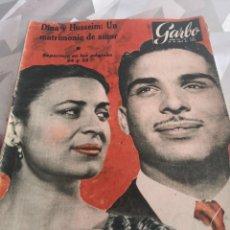 Coleccionismo de Revista Garbo: REVISTA GARBO N 110 AÑO 1955. Lote 222734840