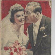 Coleccionismo de Revista Garbo: REVISTA GARBO Nº 66 DEL 19-06-1954. Lote 222784137