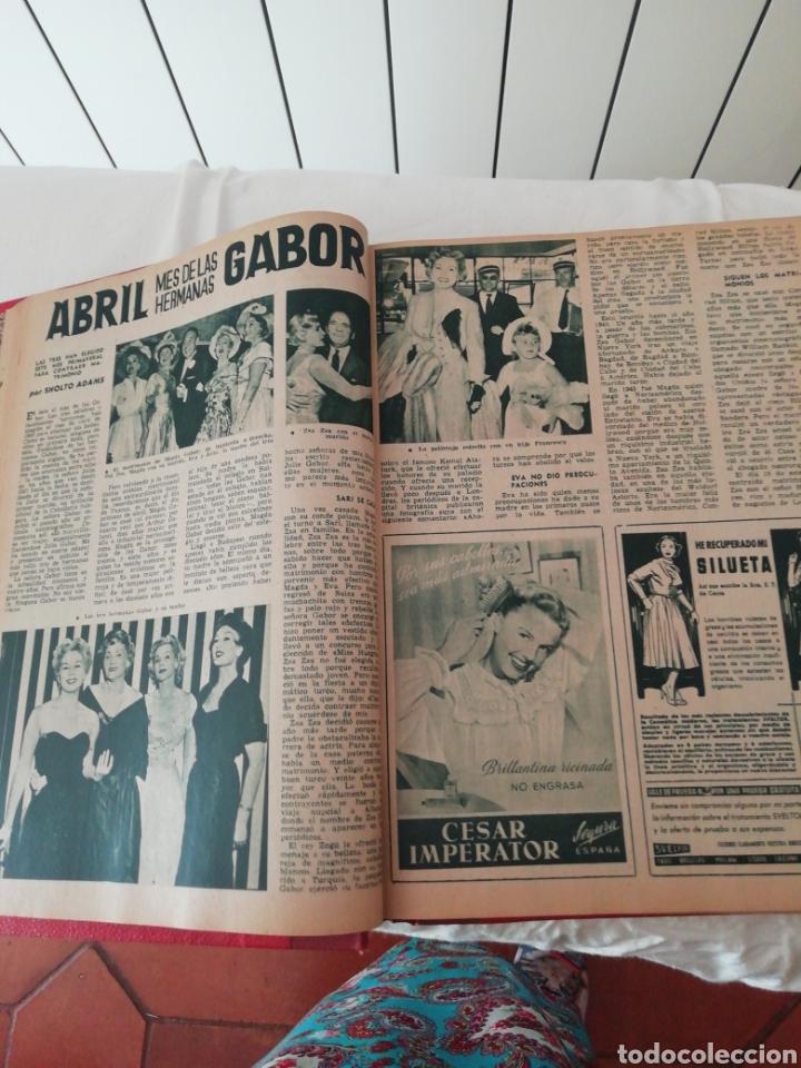 Coleccionismo de Revista Garbo: Garbo 1956 - Foto 2 - 224997255
