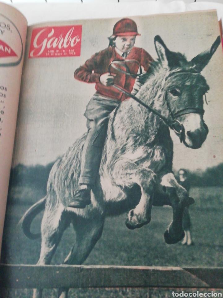 Coleccionismo de Revista Garbo: Garbo 1956 - Foto 3 - 224997255