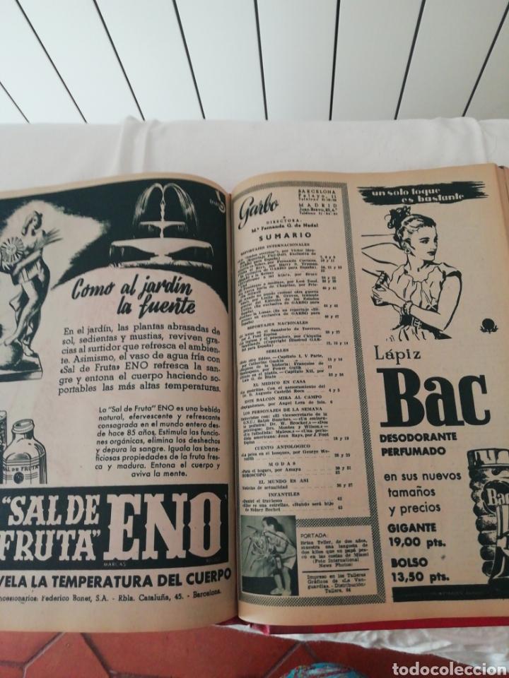 Coleccionismo de Revista Garbo: Garbo 1956 - Foto 5 - 224997255