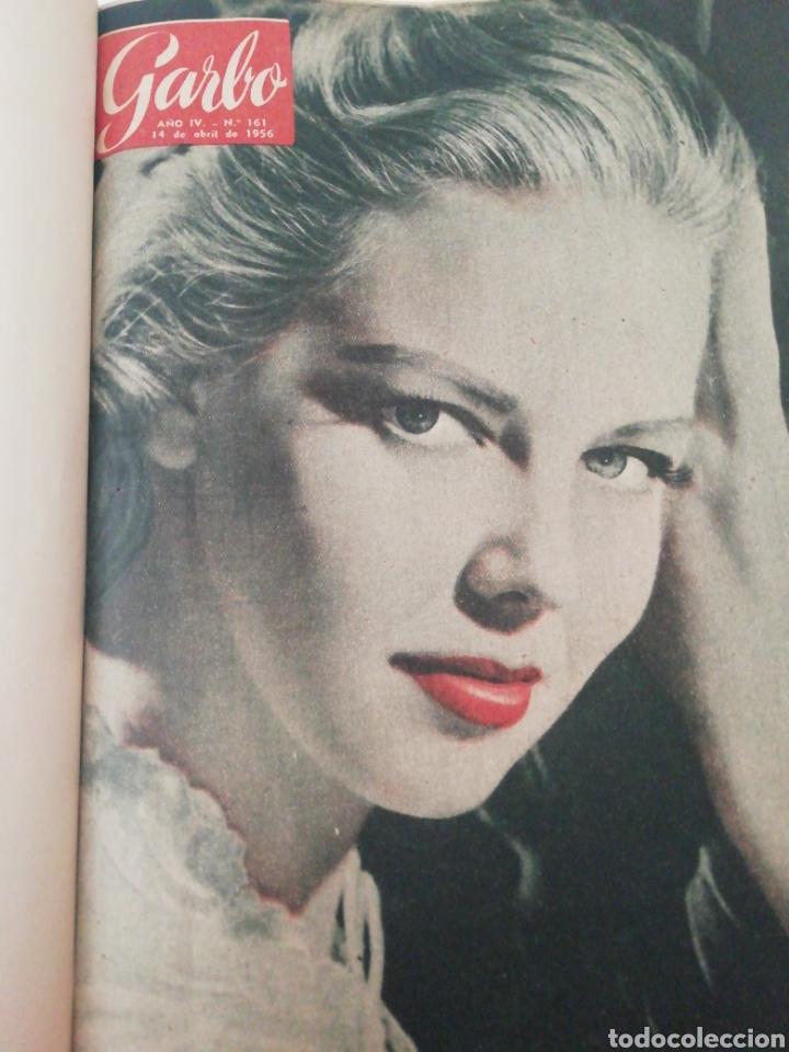 GARBO 1956 (Coleccionismo - Revistas y Periódicos Modernos (a partir de 1.940) - Revista Garbo)