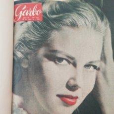 Coleccionismo de Revista Garbo: GARBO 1956. Lote 224997255