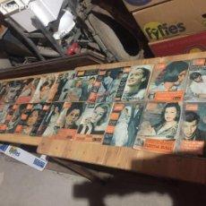 Coleccionismo de Revista Garbo: ANTIGUO GRAN LOTE DE 22 REVISTA / REVISTAS GARBO AÑO 1963 VARIOS AÑOS. Lote 230627760