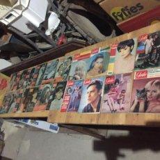 Coleccionismo de Revista Garbo: ANTIGUO GRAN LOTE DE 20 REVISTA / REVISTAS GARBO AÑO 1964 VARIOS AÑOS. Lote 230628340