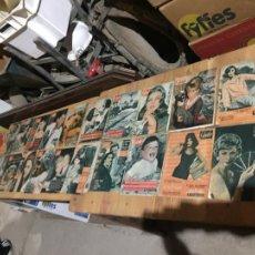 Coleccionismo de Revista Garbo: ANTIGUO GRAN LOTE DE 20 REVISTA / REVISTAS GARBO AÑO 1962 VARIOS AÑOS. Lote 230629005