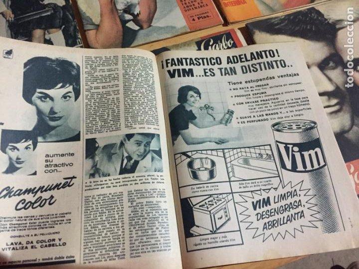 Coleccionismo de Revista Garbo: Antiguo gran lote de 20 revista / revistas Garbo año 1961 varios años - Foto 13 - 230629160