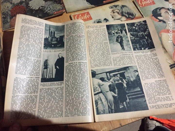 Coleccionismo de Revista Garbo: Antiguo gran lote de 20 revista / revistas Garbo año 1961 varios años - Foto 14 - 230629160