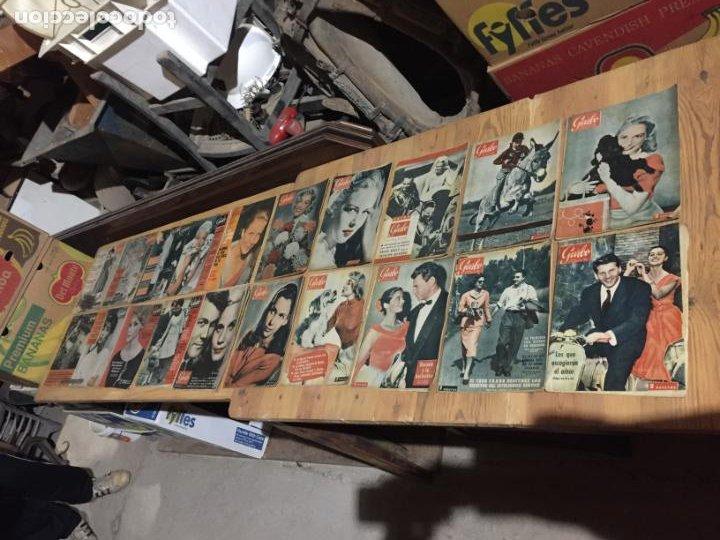 ANTIGUO GRAN LOTE DE 20 REVISTA / REVISTAS GARBO AÑO 1961 VARIOS AÑOS (Coleccionismo - Revistas y Periódicos Modernos (a partir de 1.940) - Revista Garbo)