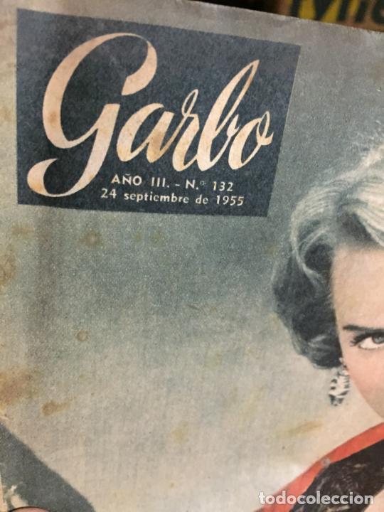 Coleccionismo de Revista Garbo: Antiguo gran lote de 20 revista / revistas Garbo año 1956 varios años - Foto 14 - 230630805