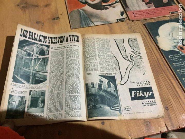 Coleccionismo de Revista Garbo: Antiguo gran lote de 20 revista / revistas Garbo año 1956 varios años - Foto 15 - 230630805