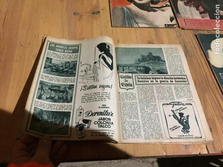 Coleccionismo de Revista Garbo: Antiguo gran lote de 20 revista / revistas Garbo año 1956 varios años - Foto 16 - 230630805