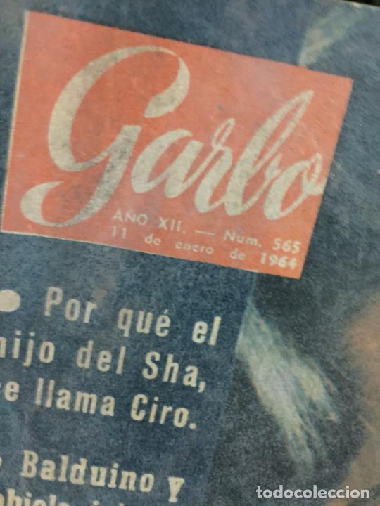 Coleccionismo de Revista Garbo: Antiguo gran lote de 20 revista / revistas Garbo año 1954 varios años - Foto 12 - 230631035