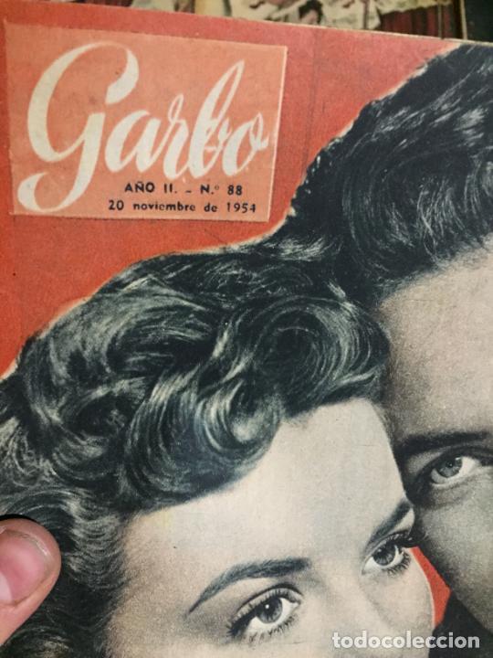 Coleccionismo de Revista Garbo: Antiguo gran lote de 20 revista / revistas Garbo año 1954 varios años - Foto 15 - 230631035
