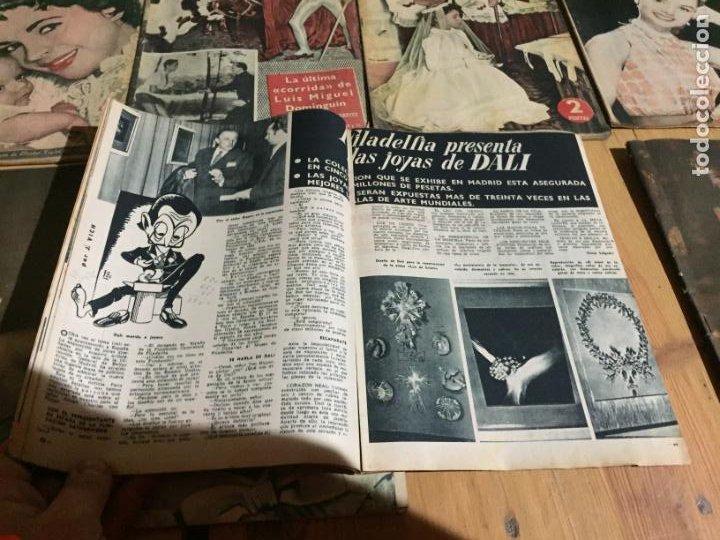 Coleccionismo de Revista Garbo: Antiguo gran lote de 20 revista / revistas Garbo año 1954 varios años - Foto 17 - 230631035