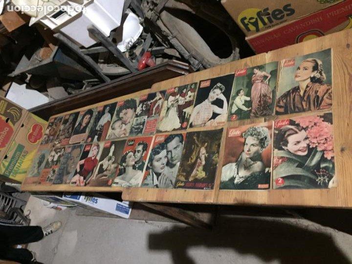 ANTIGUO GRAN LOTE DE 20 REVISTA / REVISTAS GARBO AÑO 1954 VARIOS AÑOS (Coleccionismo - Revistas y Periódicos Modernos (a partir de 1.940) - Revista Garbo)
