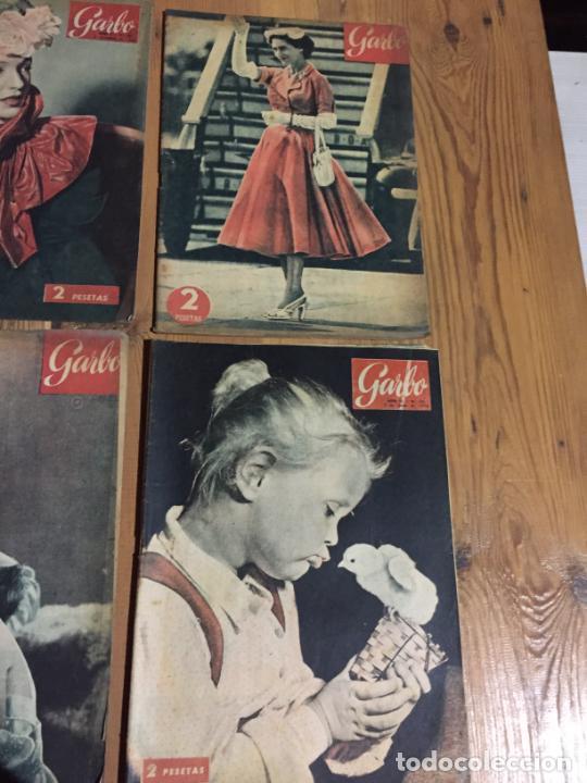 Coleccionismo de Revista Garbo: Antiguo gran lote de 20 revista / revistas Garbo año 1956 varios años - Foto 2 - 230631280