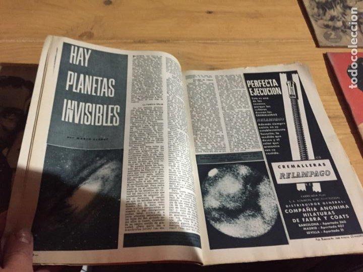 Coleccionismo de Revista Garbo: Antiguo gran lote de 20 revista / revistas Garbo año 1956 varios años - Foto 13 - 230631280
