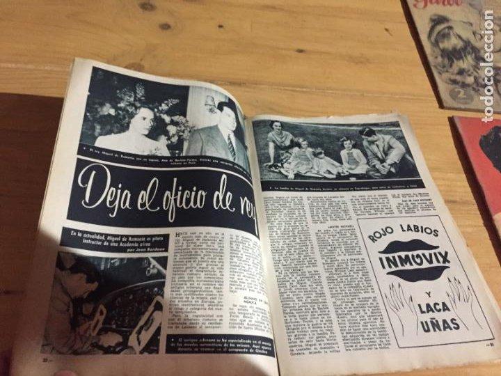 Coleccionismo de Revista Garbo: Antiguo gran lote de 20 revista / revistas Garbo año 1956 varios años - Foto 14 - 230631280