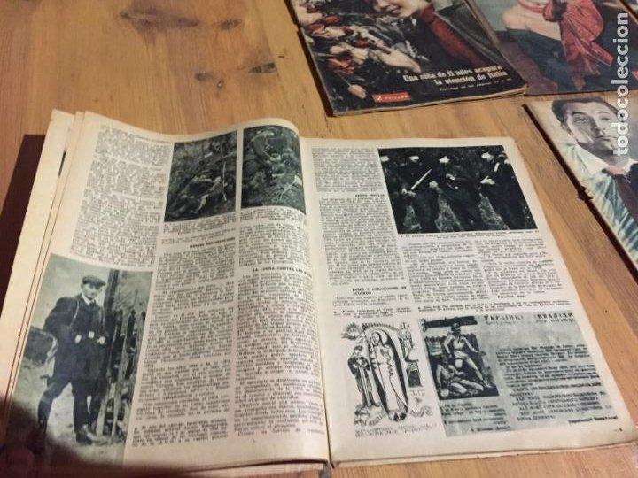 Coleccionismo de Revista Garbo: Antiguo gran lote de 20 revista / revistas Garbo año 1956 varios años - Foto 16 - 230631280