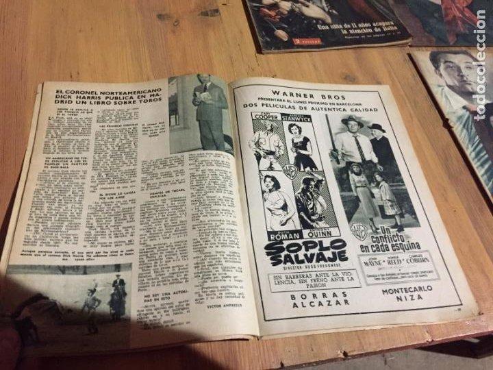 Coleccionismo de Revista Garbo: Antiguo gran lote de 20 revista / revistas Garbo año 1956 varios años - Foto 17 - 230631280