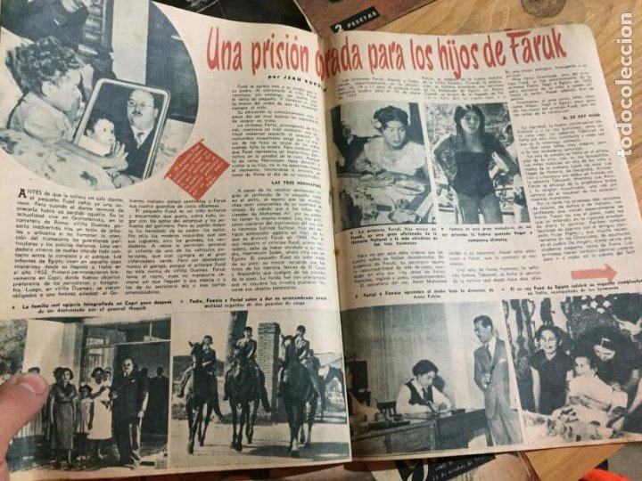 Coleccionismo de Revista Garbo: Antiguo gran lote de 20 revista / revistas Garbo año 1954 varios años - Foto 13 - 230631395