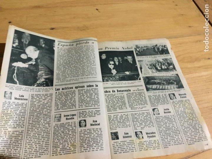 Coleccionismo de Revista Garbo: Antiguo gran lote de 20 revista / revistas Garbo año 1954 varios años - Foto 17 - 230631395