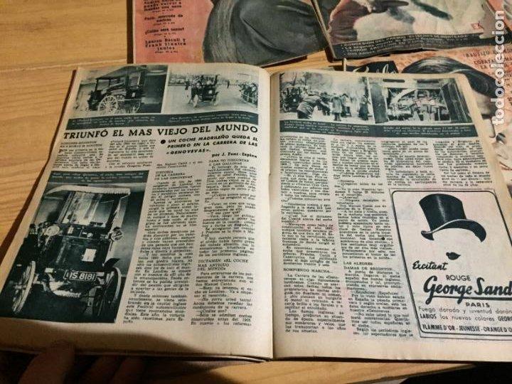 Coleccionismo de Revista Garbo: Antiguo gran lote de 20 revista / revistas Garbo año 1957 varios años - Foto 13 - 230631545