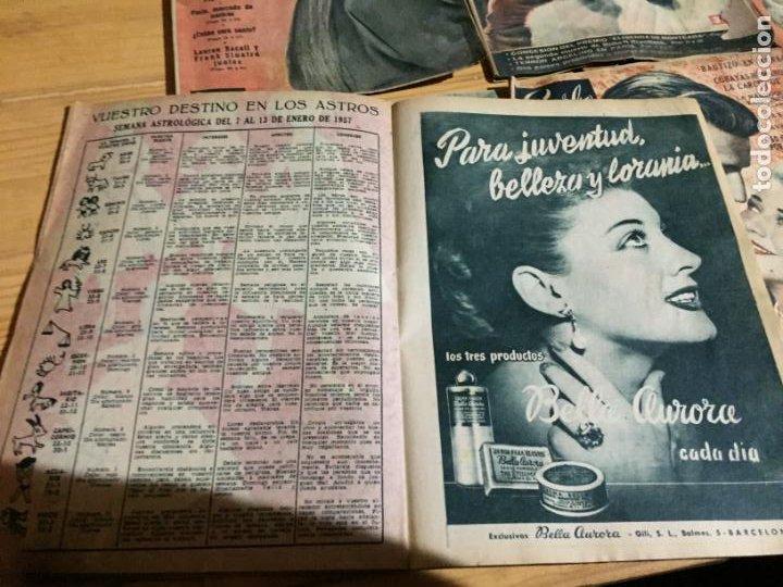 Coleccionismo de Revista Garbo: Antiguo gran lote de 20 revista / revistas Garbo año 1957 varios años - Foto 14 - 230631545