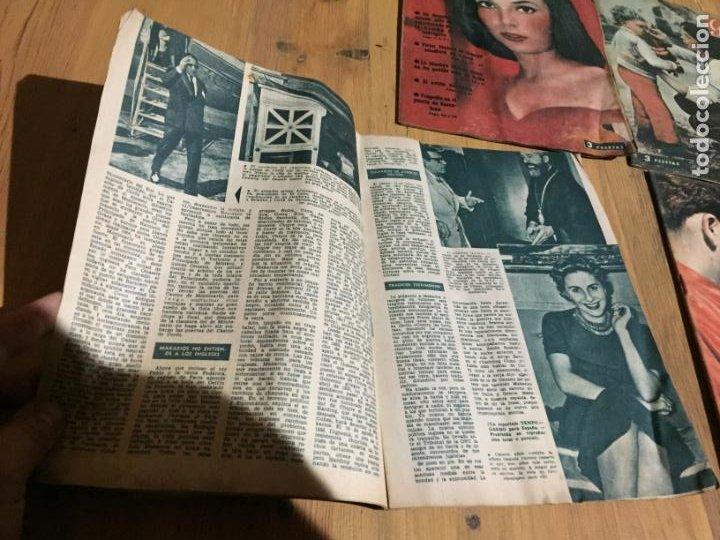 Coleccionismo de Revista Garbo: Antiguo gran lote de 20 revista / revistas Garbo año 1957 varios años - Foto 17 - 230631545