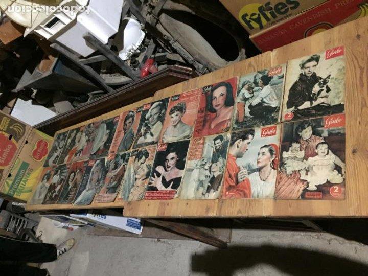 ANTIGUO GRAN LOTE DE 20 REVISTA / REVISTAS GARBO AÑO 1957 VARIOS AÑOS (Coleccionismo - Revistas y Periódicos Modernos (a partir de 1.940) - Revista Garbo)