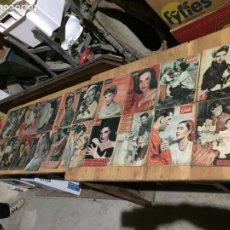 Coleccionismo de Revista Garbo: ANTIGUO GRAN LOTE DE 20 REVISTA / REVISTAS GARBO AÑO 1957 VARIOS AÑOS. Lote 230631545