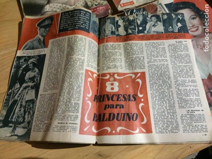 Coleccionismo de Revista Garbo: Antiguo gran lote de 20 revista / revistas Garbo año 1958 varios años - Foto 14 - 230631615
