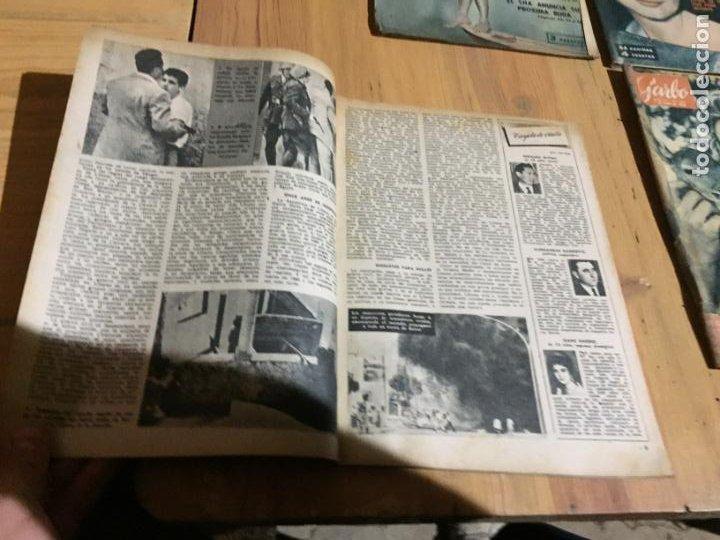 Coleccionismo de Revista Garbo: Antiguo gran lote de 20 revista / revistas Garbo año 1958 varios años - Foto 16 - 230631615