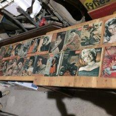 Coleccionismo de Revista Garbo: ANTIGUO GRAN LOTE DE 20 REVISTA / REVISTAS GARBO AÑO 1958 VARIOS AÑOS. Lote 230631840