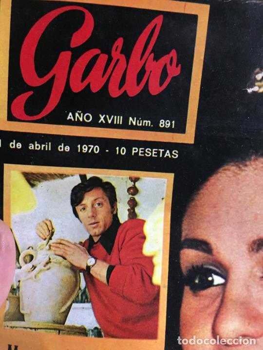 Coleccionismo de Revista Garbo: Antiguo gran lote de 18 revista / revistas Garbo año 1958 varios años - Foto 11 - 230631995