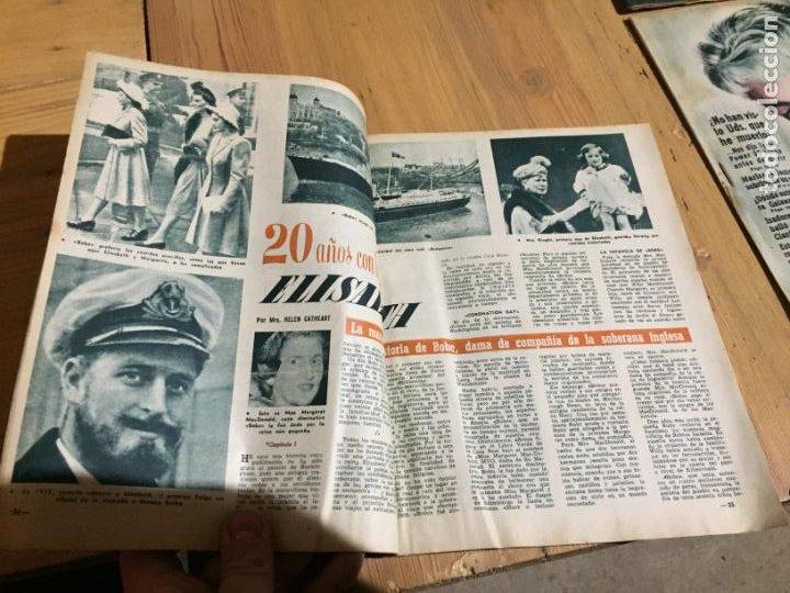 Coleccionismo de Revista Garbo: Antiguo gran lote de 18 revista / revistas Garbo año 1958 varios años - Foto 15 - 230631995