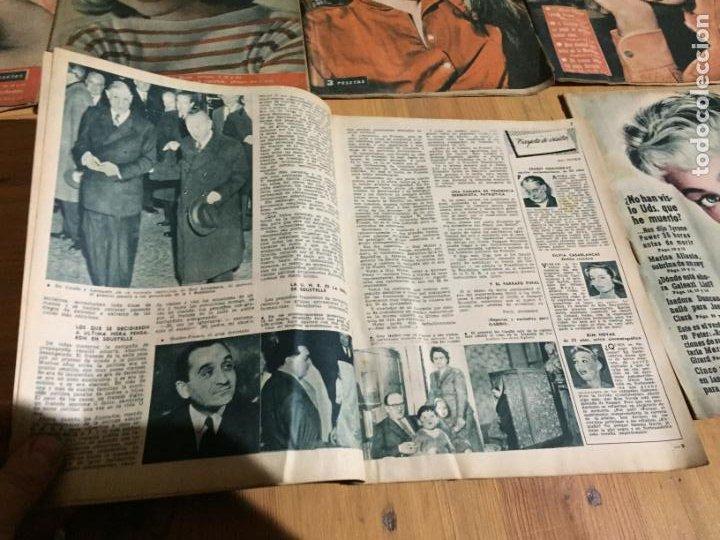 Coleccionismo de Revista Garbo: Antiguo gran lote de 18 revista / revistas Garbo año 1958 varios años - Foto 16 - 230631995