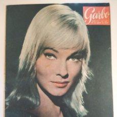 Coleccionismo de Revista Garbo: REVISTA GARBO Nº 337 MAY BRITT FIDEL CASTRO CHARLES CHAPLIN GERALDINE GRACE KELLY CAROLINA DE MONACO. Lote 232923975