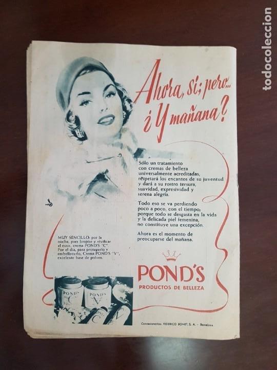 Coleccionismo de Revista Garbo: Revista Garbo nº 160 - 7 de Abril de 1956 - Foto 8 - 242402570