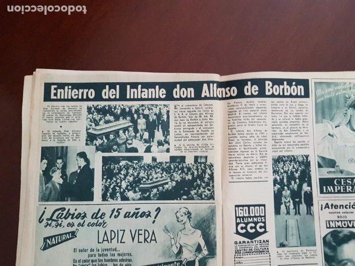 Coleccionismo de Revista Garbo: Revista Garbo nº 160 - 7 de Abril de 1956 - Foto 7 - 242402570