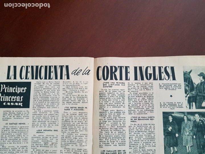 Coleccionismo de Revista Garbo: Revista Garbo nº 160 - 7 de Abril de 1956 - Foto 6 - 242402570